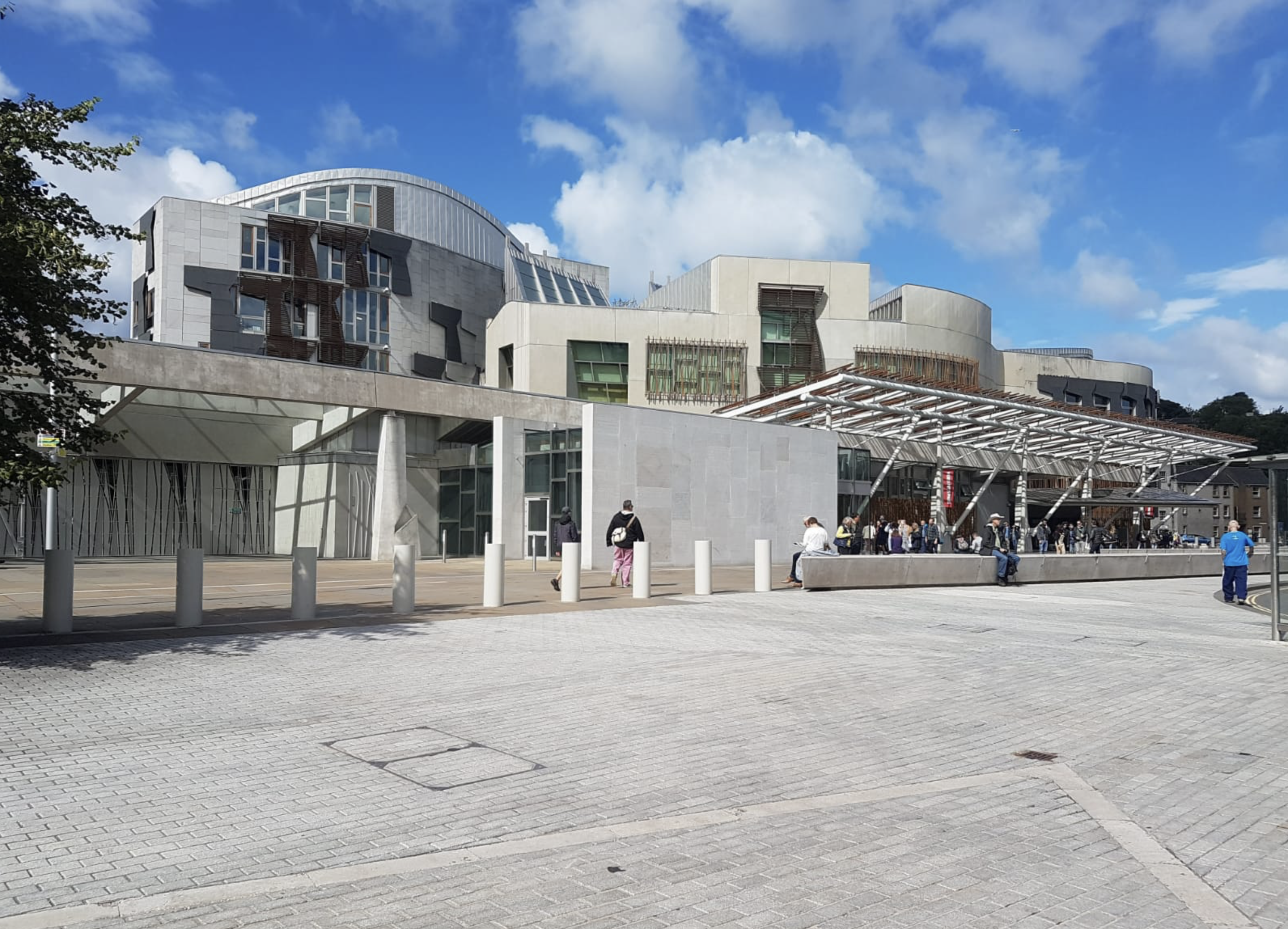 Scottish parliament votes to Maintain new independence referendum